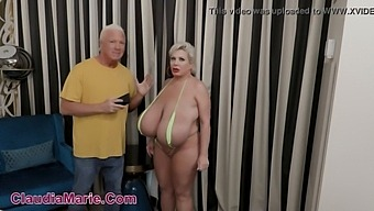 Huge Tit Fat Ass Claudia Marie Impregnated By Her Son